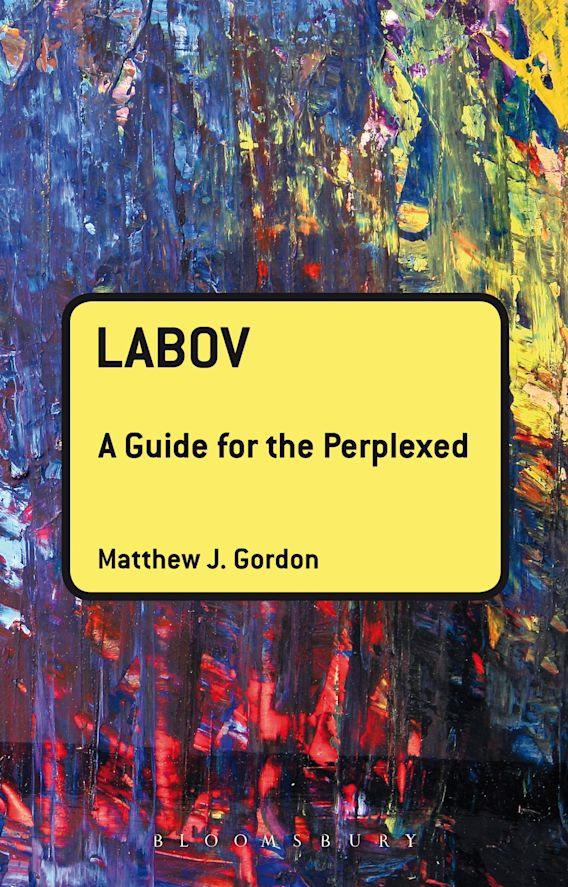 Labov: A Guide for the Perplexed cover