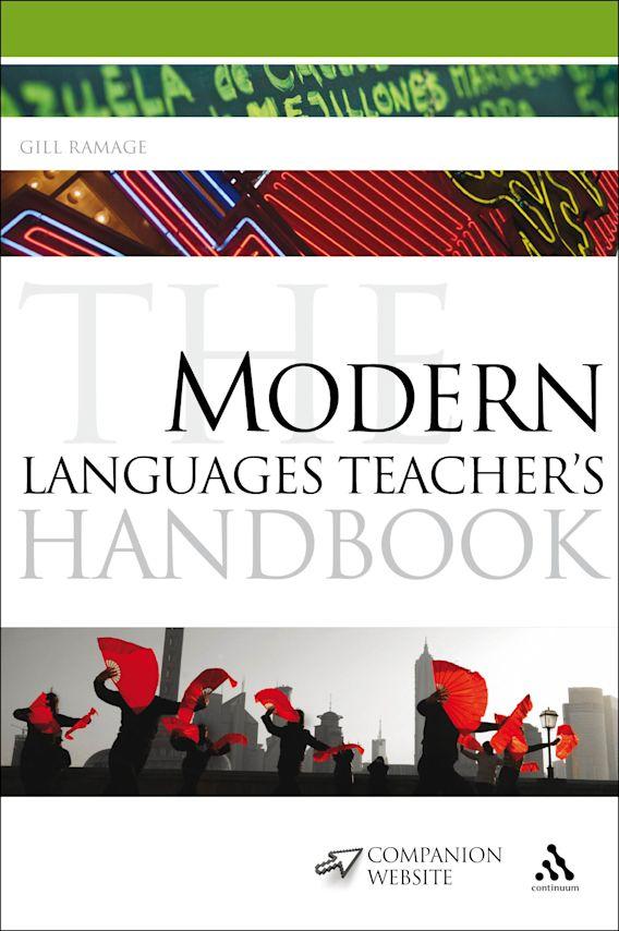 The Modern Languages Teacher's Handbook cover