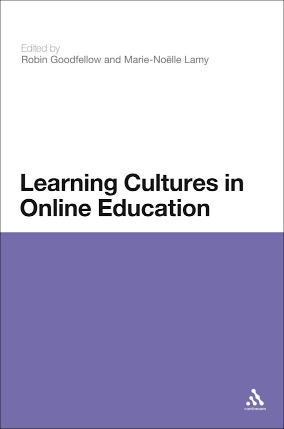 Learning Cultures in Online Education cover