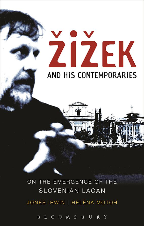 Žižek and his Contemporaries cover