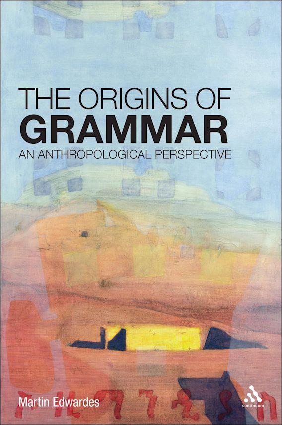 The Origins of Grammar cover