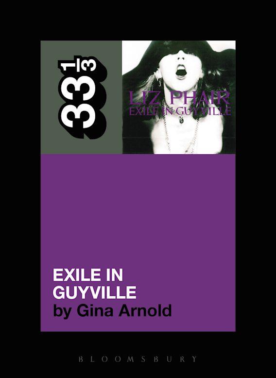 Liz Phair's Exile in Guyville cover
