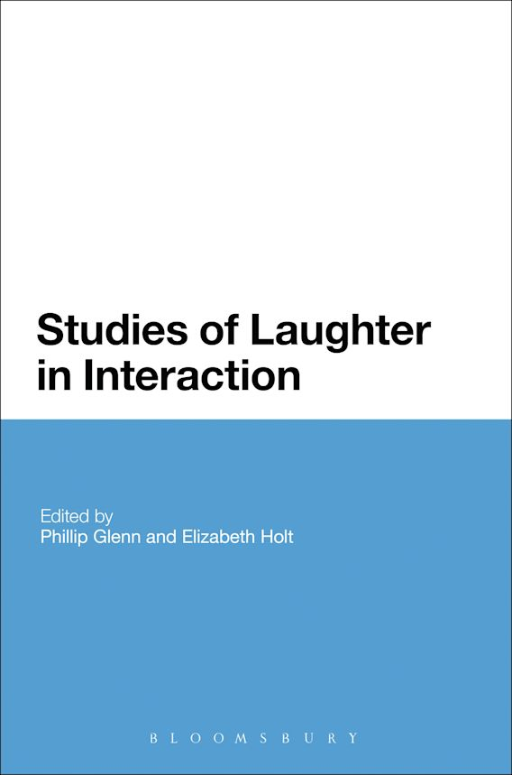 Studies of Laughter in Interaction cover
