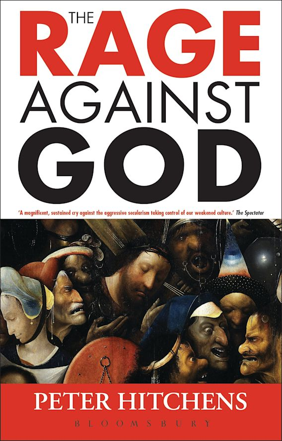 The Rage Against God cover