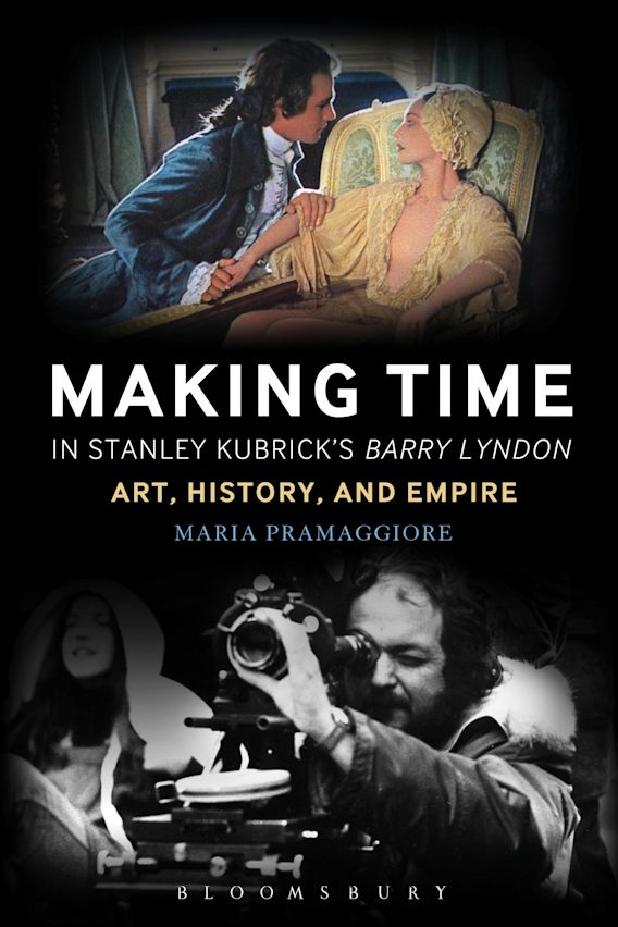 Making Time in Stanley Kubrick's Barry Lyndon cover