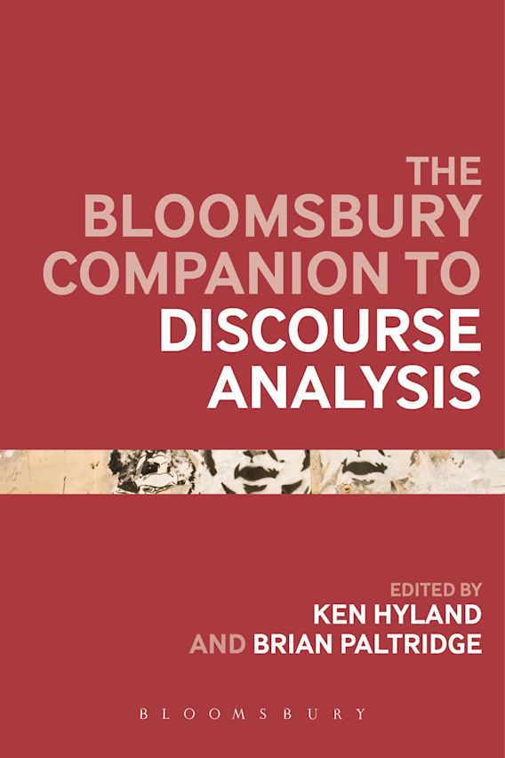 The Bloomsbury Companion to Discourse Analysis cover