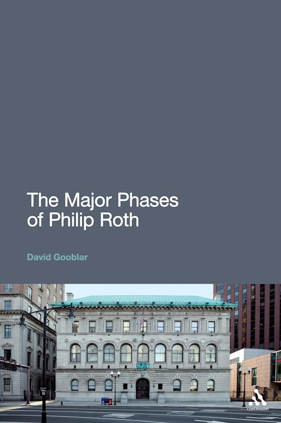 The Major Phases of Philip Roth cover