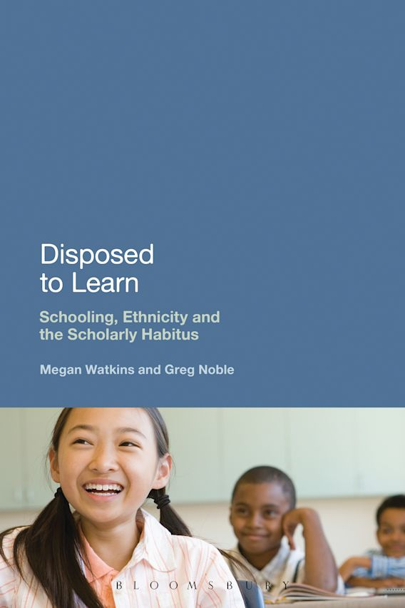Disposed to Learn cover