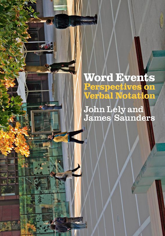 Word Events cover