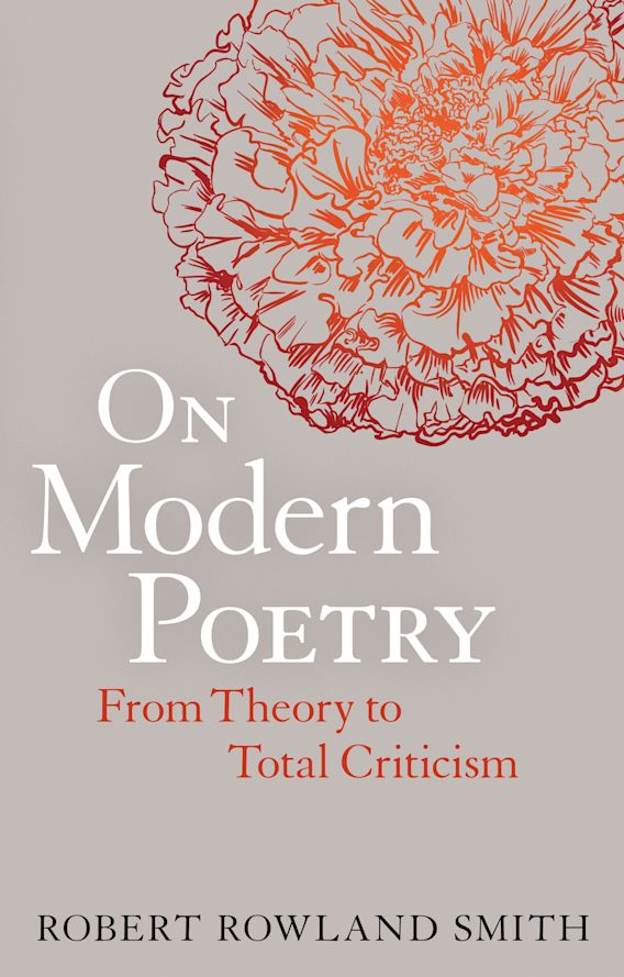 On Modern Poetry cover
