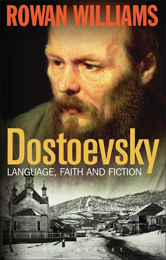 Dostoevsky cover