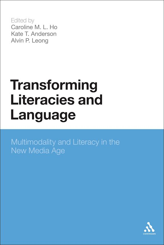 Transforming Literacies and Language cover