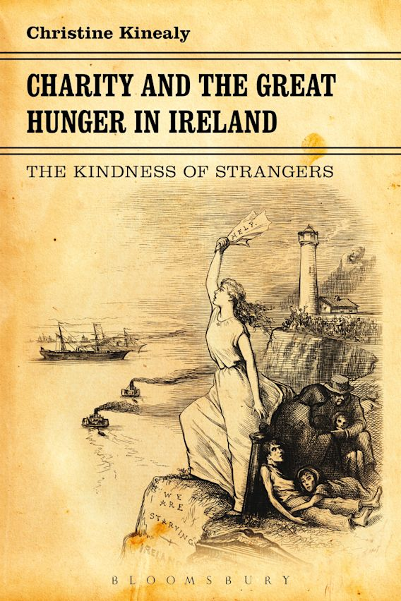 Charity and the Great Hunger in Ireland cover
