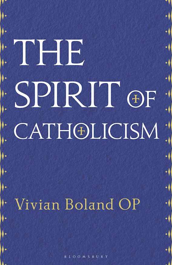 The Spirit of Catholicism cover