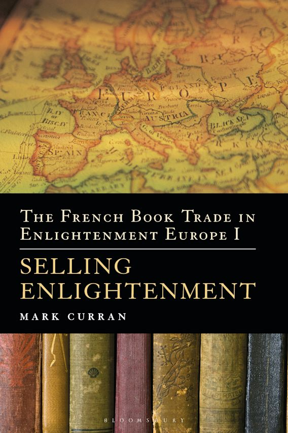 The French Book Trade in Enlightenment Europe I cover
