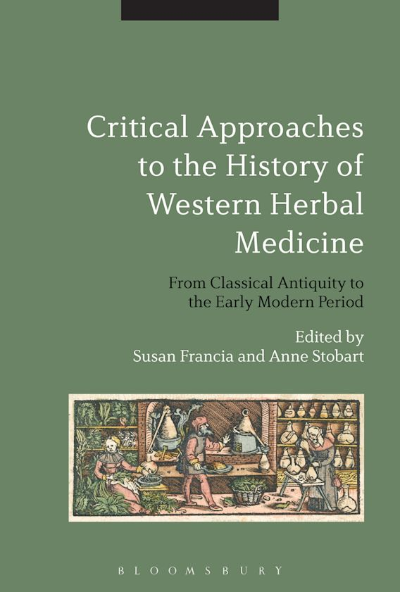 Critical Approaches to the History of Western Herbal Medicine cover