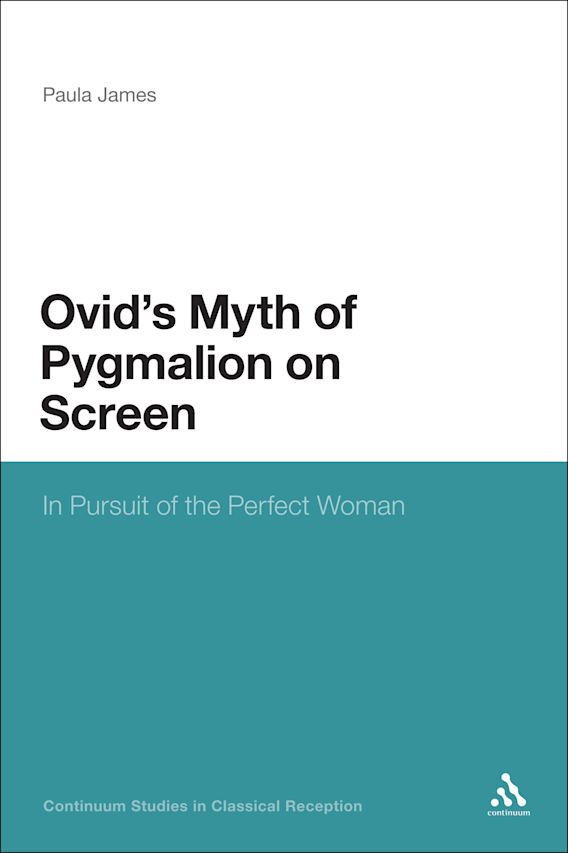 Ovid's Myth of Pygmalion on Screen cover