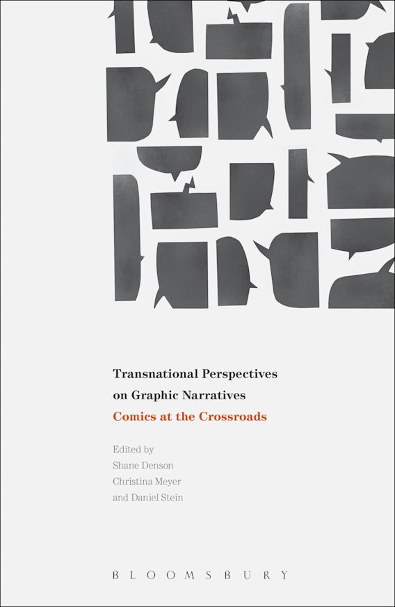 Transnational Perspectives on Graphic Narratives cover