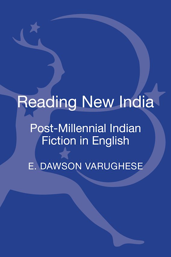 Reading New India cover