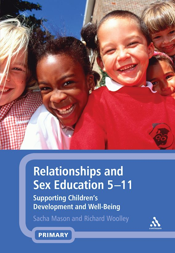 Relationships and Sex Education 5-11 cover