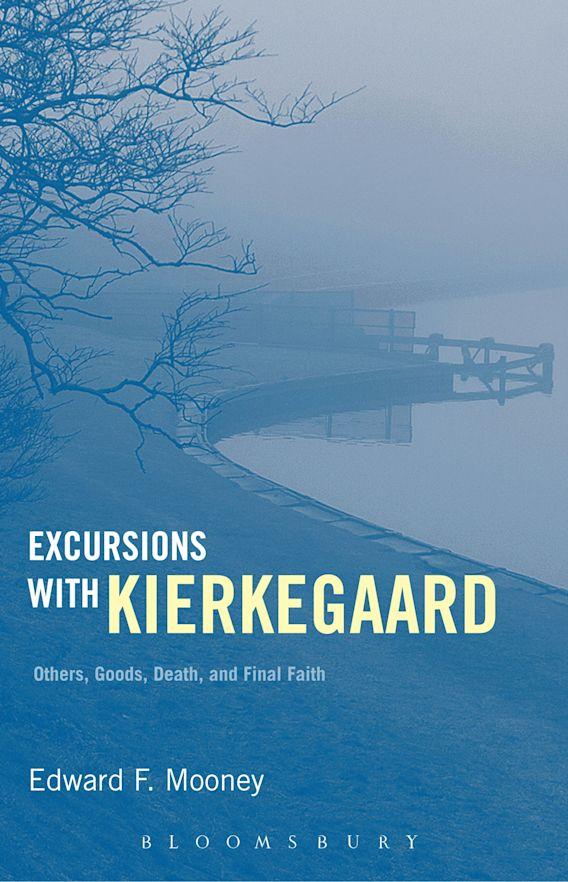 Excursions with Kierkegaard cover