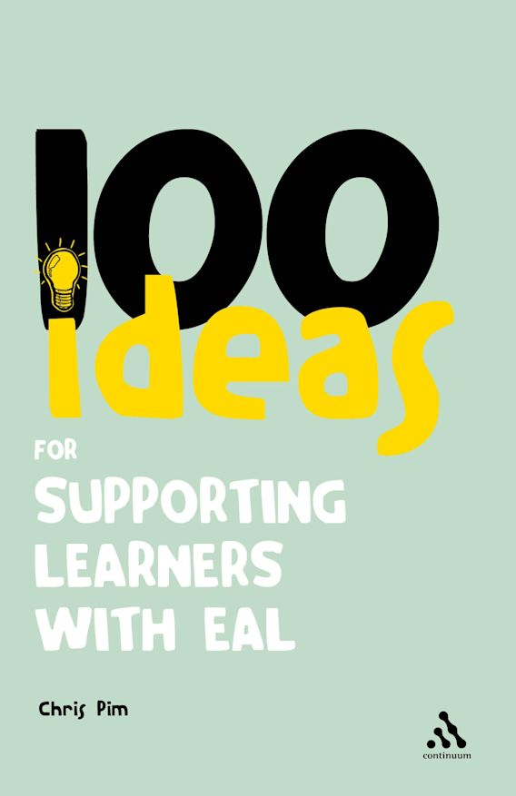 100 Ideas for Supporting Learners with EAL cover