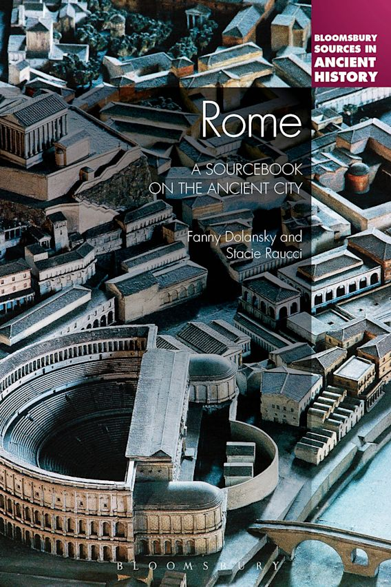 Rome: A Sourcebook on the Ancient City cover