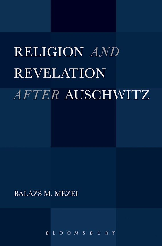Religion and Revelation after Auschwitz cover