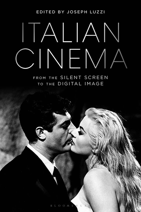 Italian Cinema from the Silent Screen to the Digital Image cover