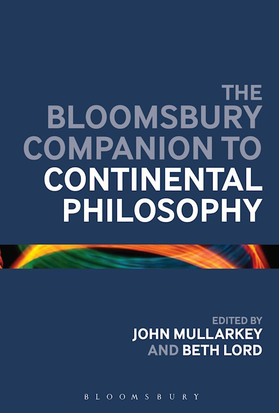 The Bloomsbury Companion to Continental Philosophy cover