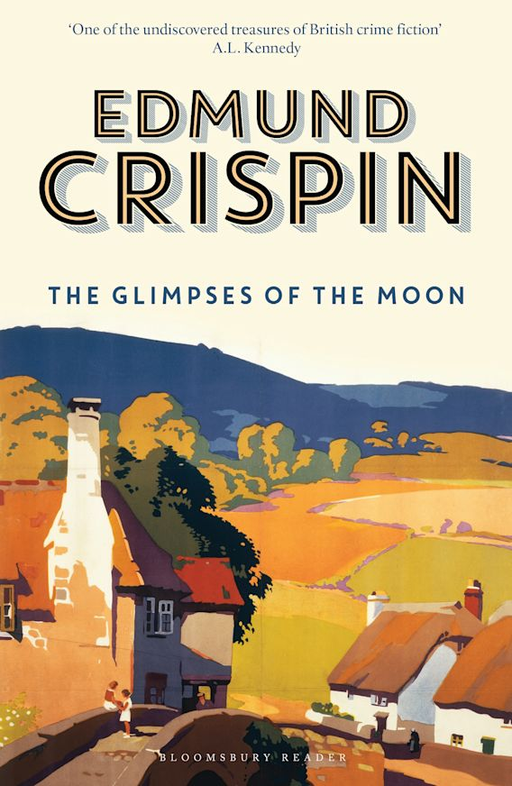 The Glimpses of the Moon cover