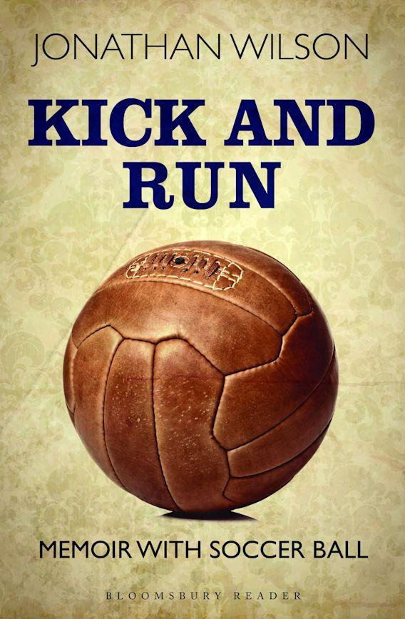 Kick and Run cover