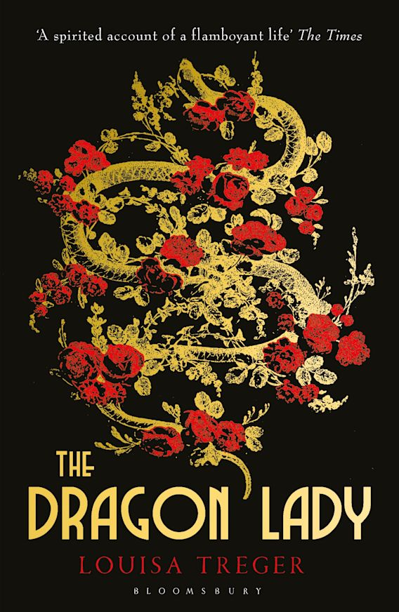 The Dragon Lady cover