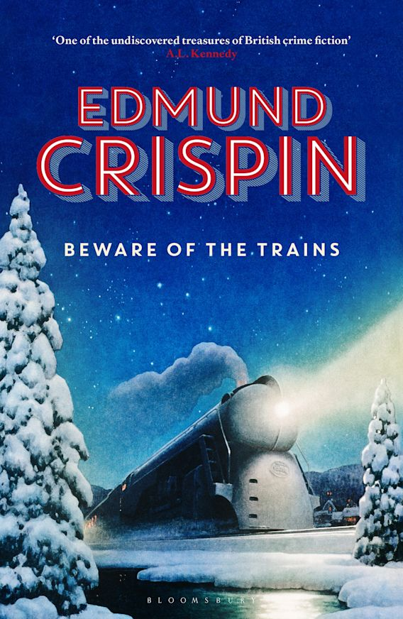 Beware of the Trains cover