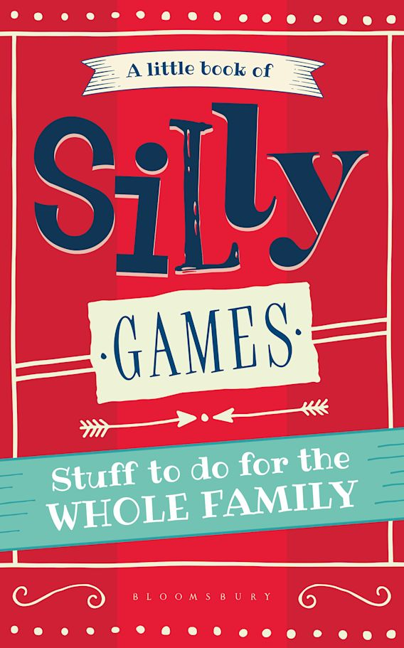 A Little Book of Silly Games cover