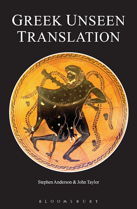Greek Unseen Translation cover