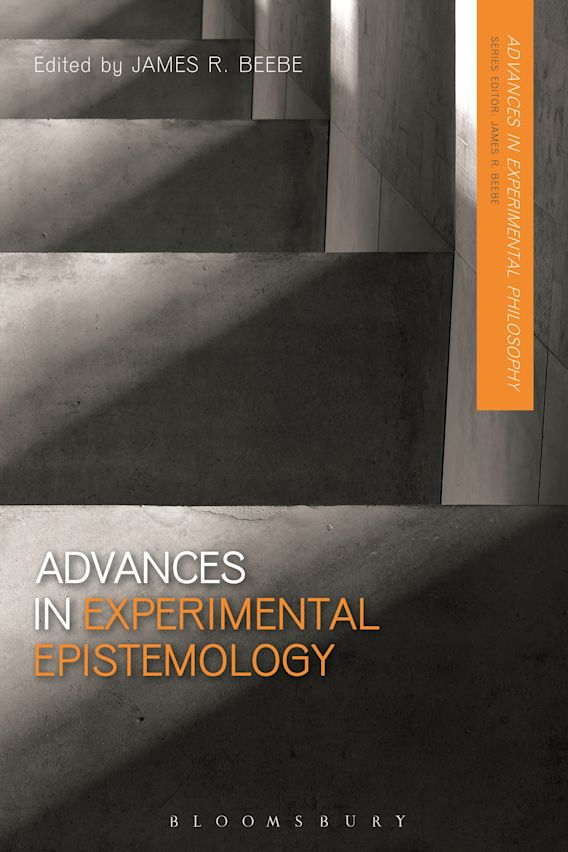 Advances in Experimental Epistemology cover