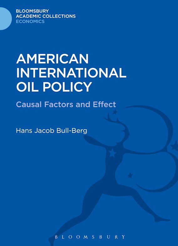 American International Oil Policy cover