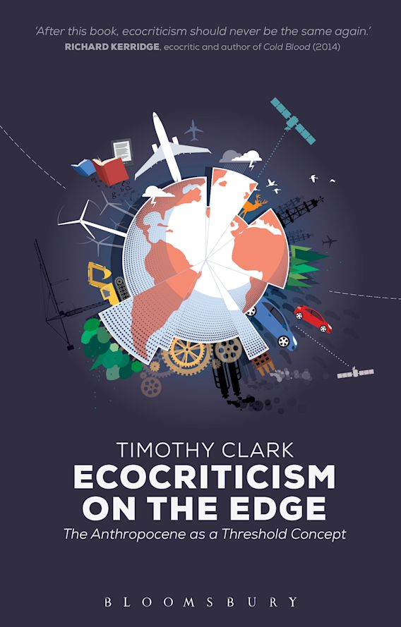 Ecocriticism on the Edge cover