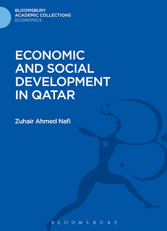 Economic and Social Development in Qatar cover