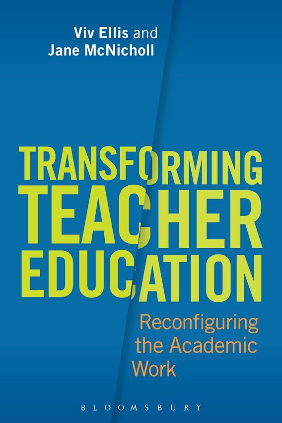 Transforming Teacher Education cover