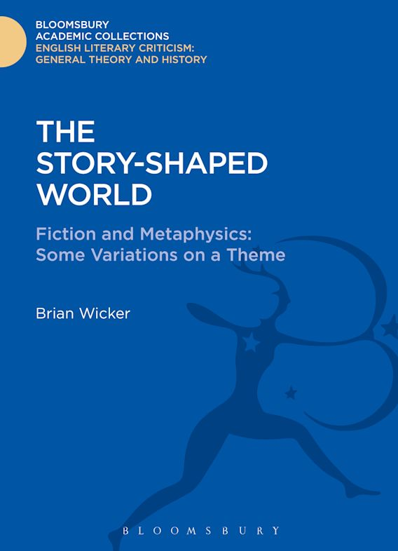 The Story-Shaped World cover