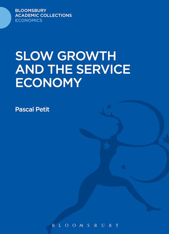 Slow Growth and the Service Economy cover