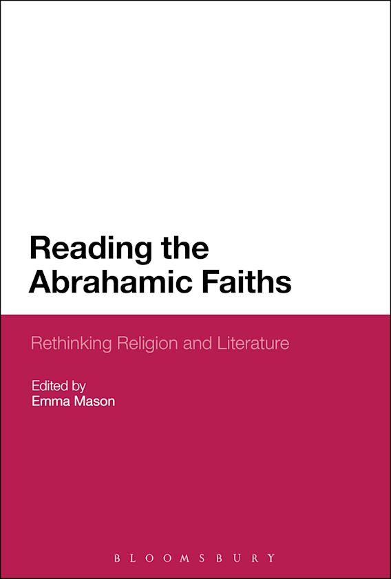 Reading the Abrahamic Faiths cover