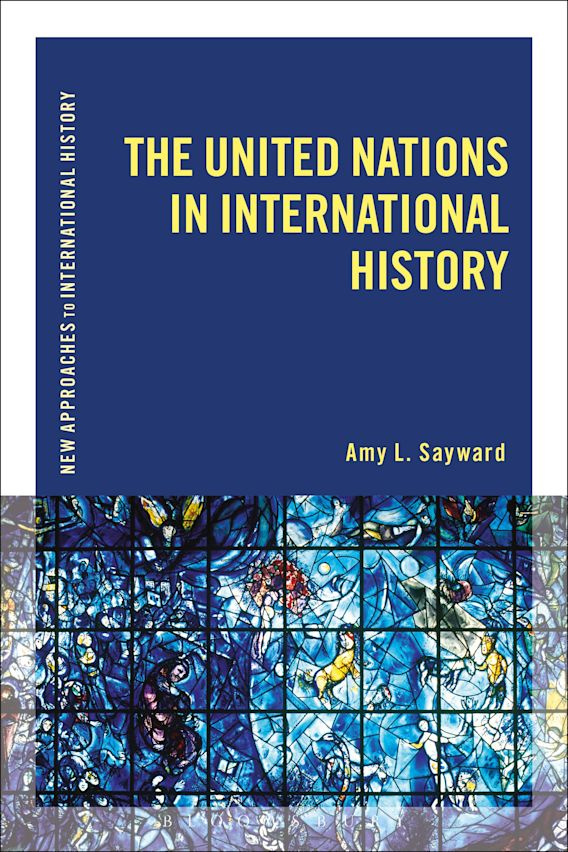 The United Nations in International History cover
