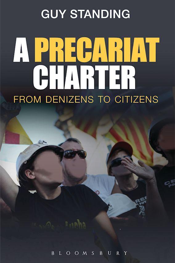 A Precariat Charter cover