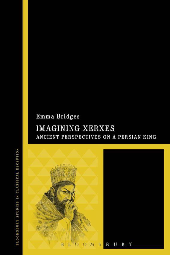 Imagining Xerxes cover