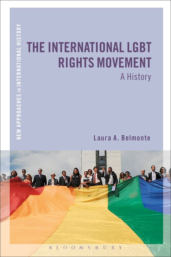 The International LGBT Rights Movement cover