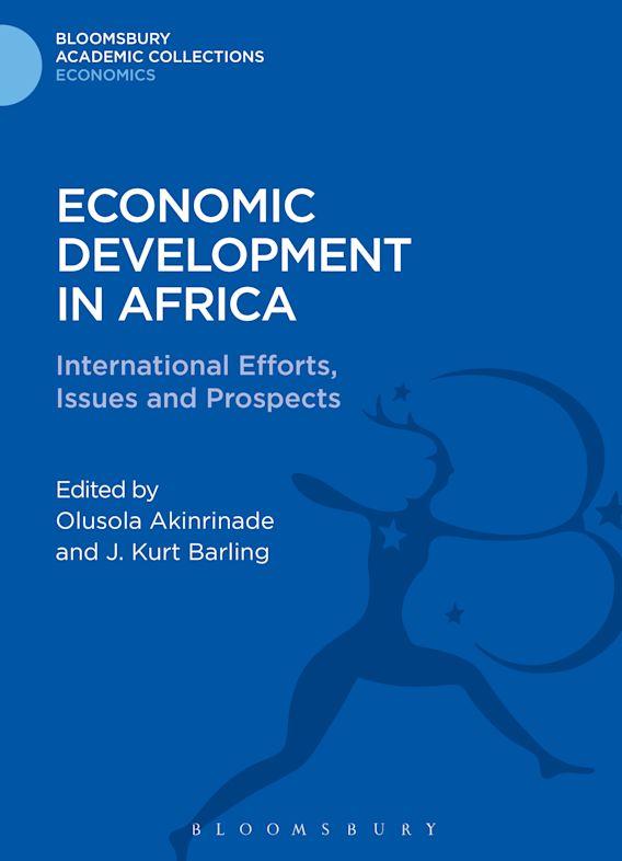 Economic Development in Africa cover