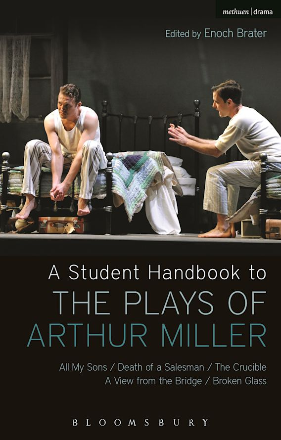 A Student Handbook to the Plays of Arthur Miller cover